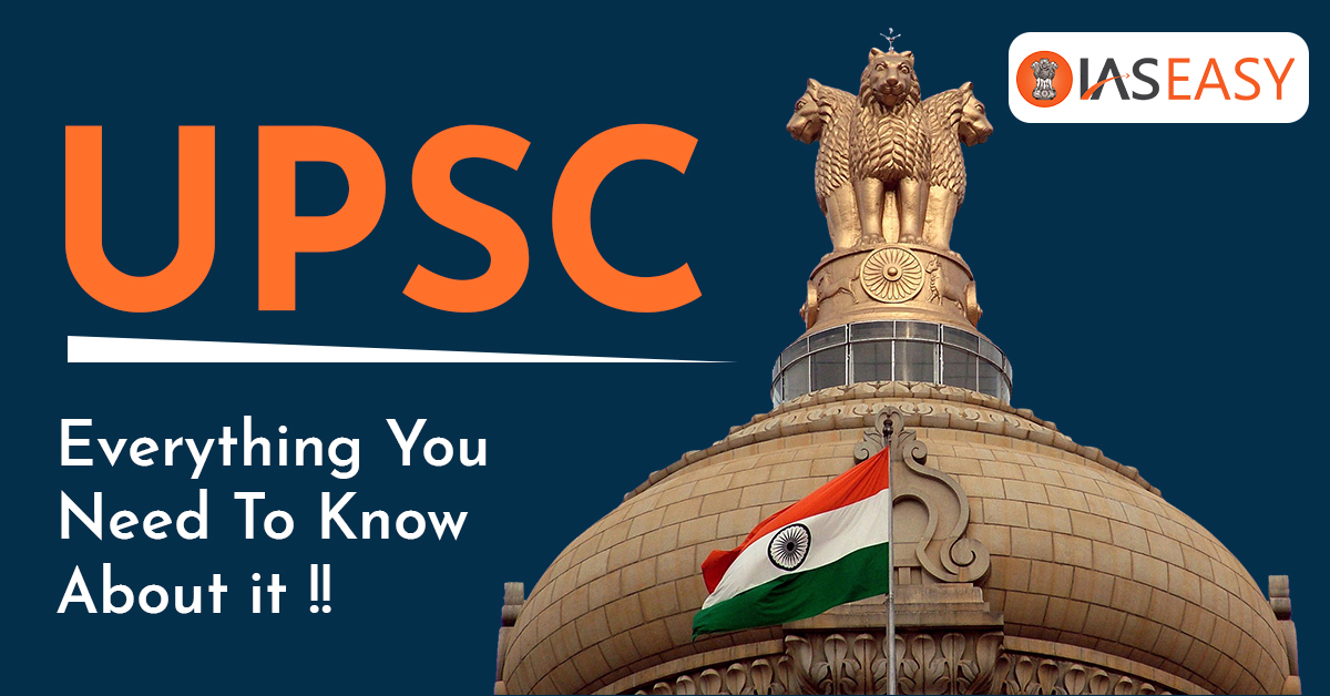 UPSC Exam 2020 - Everything You Need To Know About it!