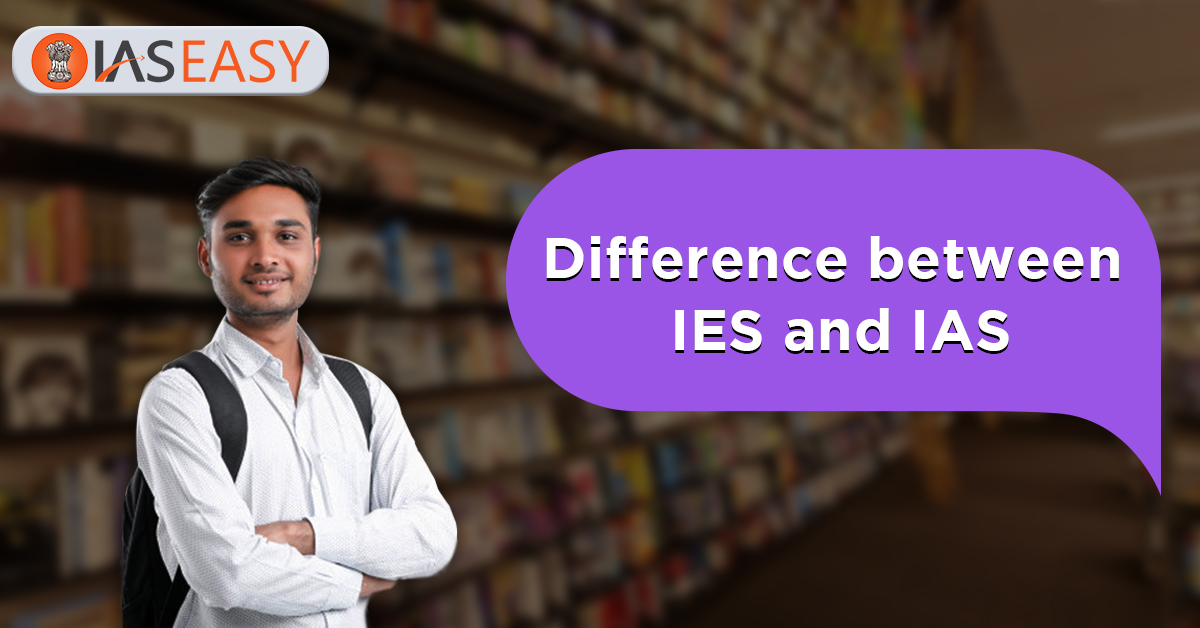 IES and IAS