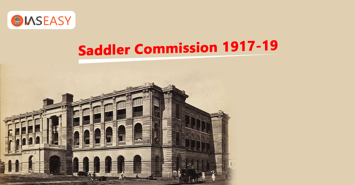 Saddler University Commission