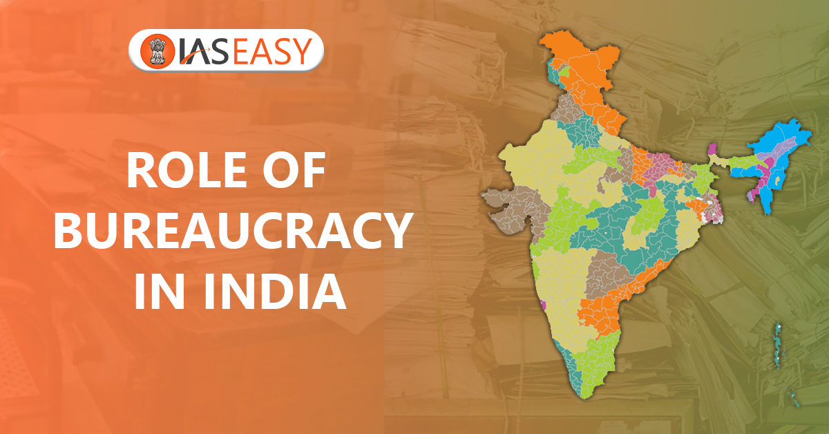 Role-of-Bureaucracy-in-India