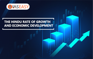 The Hindu Rate Of Growth And Economic Development