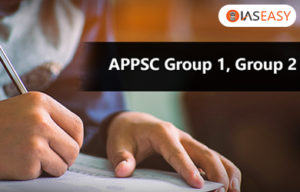 APPSC Group 1, Group 2 Notification 2020