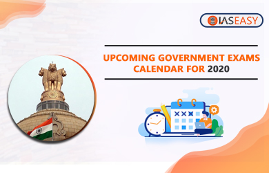 Upcoming Government Exams Calendar For 2020 | UPSC, SSC