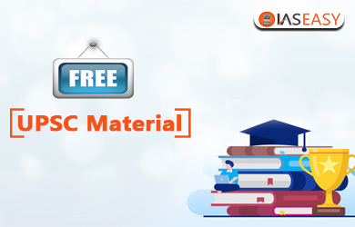 Free UPSC Material - Download PDF Notes for IAS 2020