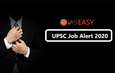 UPSC Job Alert 2020 - Application Call For 85 UPSC Posts!